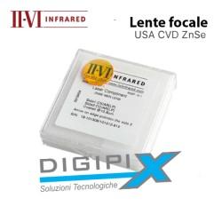Lente Focale II-VI diametro 20 mm F 76.2