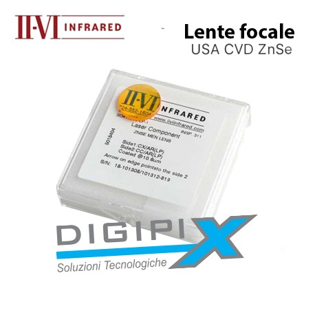 Lente Focale II-VI 20mm F 76.2