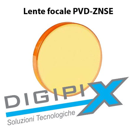 Lente Focale PVD-ZnSe 12 mm F 50,8