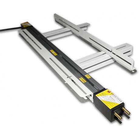 Piegatrice elettrica per Plexiglass serie eco