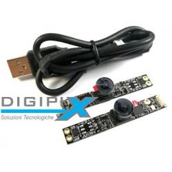 Telecamera USB 170 Gradi