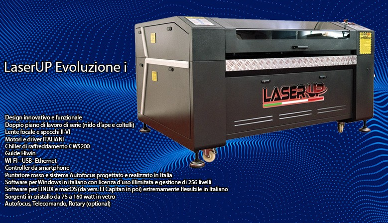 LaserUP Stand Series